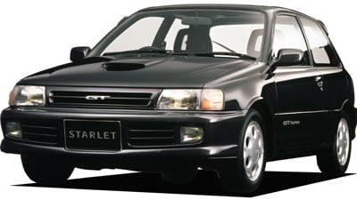 Starlet (EP80/82/90/91) '90-'99