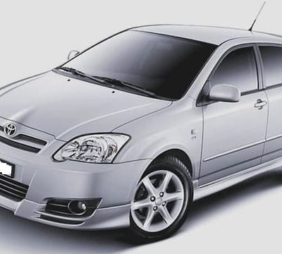Corolla ZZE '02-'07 / ALTIS