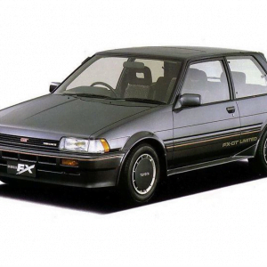 Corolla AE80/82
