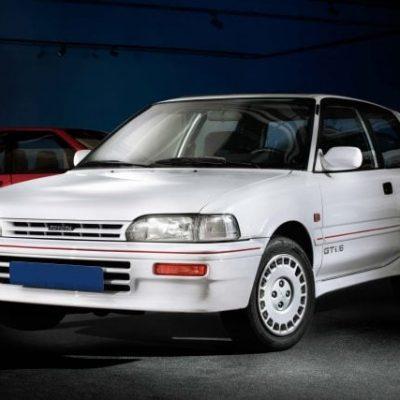 Corolla AE92
