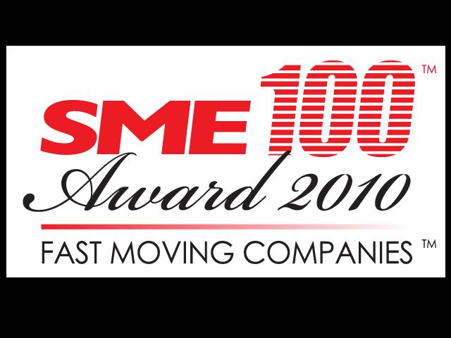 (2010) SME 100 Fast Moving Companies Awards