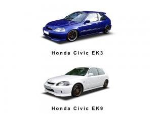 EK3 vs EK9