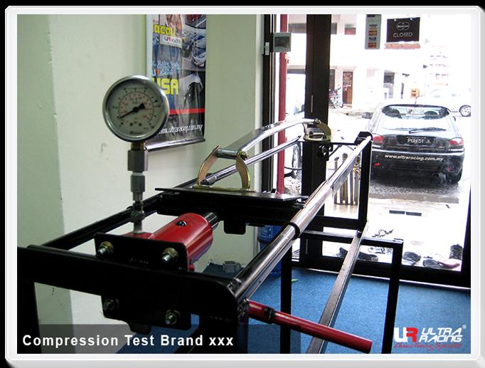 Generic Strut bar compression test